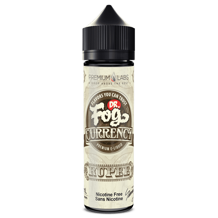 Dr Fog Currency Series Rupee Vape Juice E-Liquid E-Juice